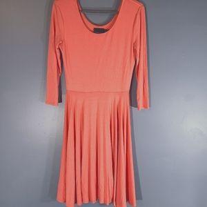 Cynthia Rowley scoop neck dress